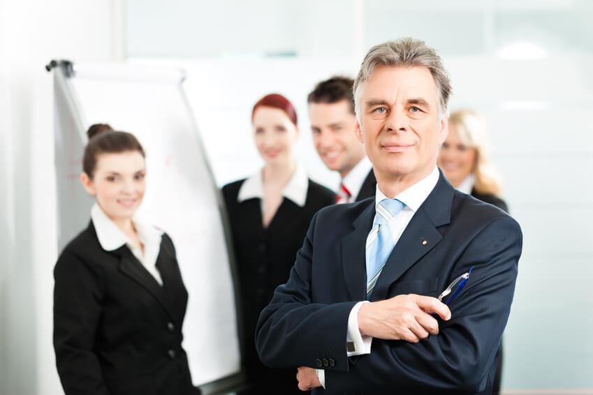 Führungs- und Fachkräfte