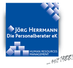 Jörg Herrmann – Die Personalberater Logo für Mobilgeräte